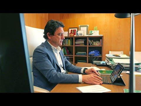 """""""Daniel Sánchez"""": """"Andalucía tiene un potencial medioambiental incomparable"""""""