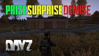 PRIZE, SURPRISE, DEMISE! (Game show) - DayZ Standalone