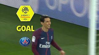Goal Angel DI MARIA (58') / Paris Saint-Germain - AS Monaco (7-1) (PARIS-ASM) / 2017-18
