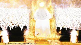 Старий днями. Даниїл 7. Бачення Бога. трон Бога/судження. Українські субтитри. Ukrainian Subtitles.