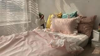 이쉘르 / 핑크프릴 키즈 아동 싱글침구