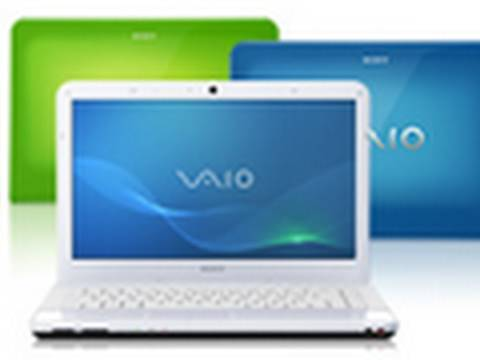 SONY VAIO CUSTOM E-SERIE - Laptop - unboxing (deutsch/german)