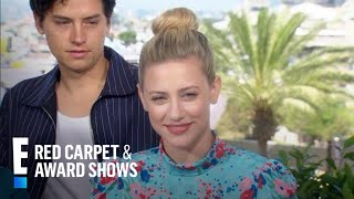 "Lili Reinhart On ""Intense"" Filming & Working with J.Lo for ""Hustlers"" 