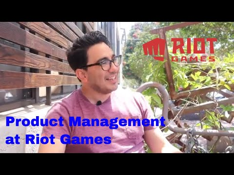 Product Management At Riot Games | Paul Belezza