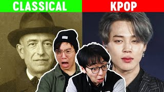 K-Pop that Sampled Classical Music