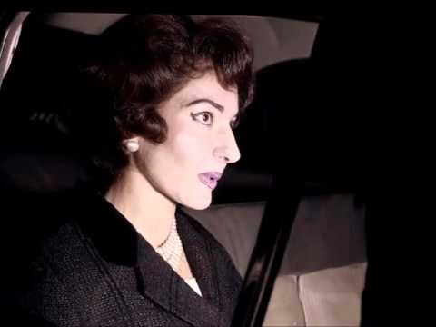 Maria Callas, Rigoletto 1955, Act one, Scene two