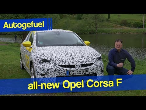 Opel Corsa F - what to expect of the all-new generation Vauxhall Corsa on PSA platform?