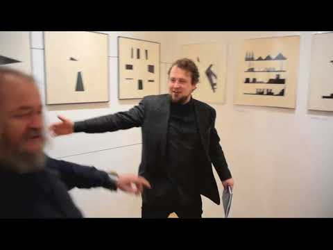 video kroonika.ee Leonhard Lapin 70. Tallinn Art Space