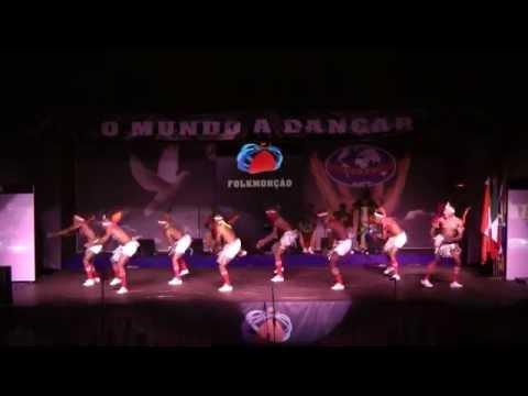 South African folk dance: Zulu, Tsonga, Tswana & Sepedi