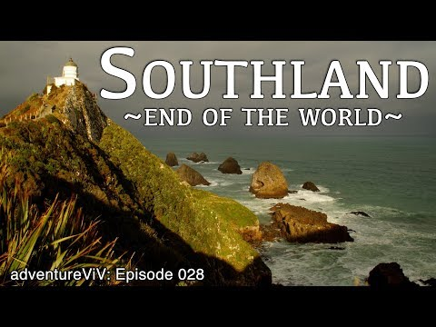 SOUTHLAND - End of the World