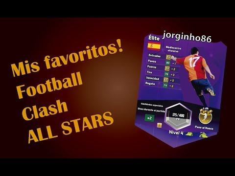 Los imprescindibles! Football Clash All Stars