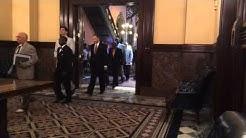 S.C. Senate arrives