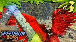 TAMING DE L'EXTRÊME - SPEEDRUN ARK Survival Evolved #3