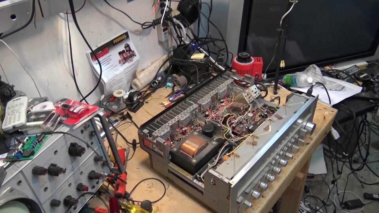 Download Akai AS 1080 DB Quad receiver no sound