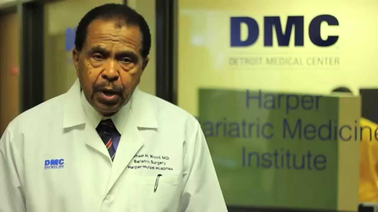 Michael Wood Md Detroit Medical Center Bariatric Surgery