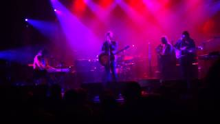 Phosphorescent live - Picture of our torn up praise.MOV