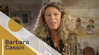 Barbara Cassin, philologue, philosophe  | Talents CNRS