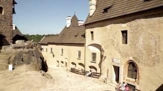 Наша поездка в замок Локет(В 140 километрах на запад от Праги и в 15 километрах от Карловых Вар посреди живописного леса находится городо..., 2016-10-04T17:39:48.000Z)