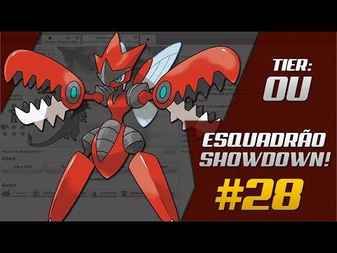 Esquadrão Showdown #28 SharK & Paleari | Smogon OU