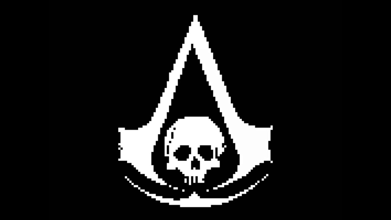 Assassin's Creed Black Flag Theme 8 bit - YouTube