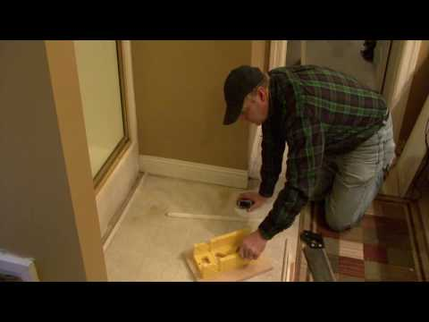 Home Improvements : How to Do Finish Carpentry