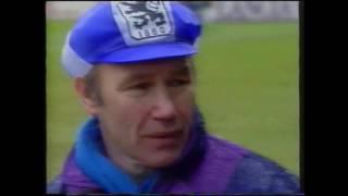 1860 München - Hallescher FC 2. Liga  2:0 21.3.1992