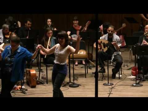 Egyptian Girl - (Pulp Fiction Song) - UT Middle East Ensemble