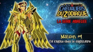 Les Chevaliers du Zodiaque, La Série Abrégée : Maison #9