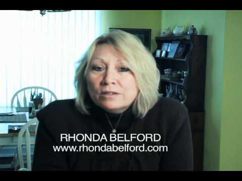 More Blessed Than Stressed-Rhonda Belford