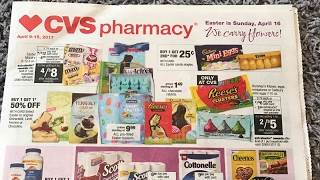 CVS 30% - 20% off coupons | 4/9-4/15 - How To Use Them?