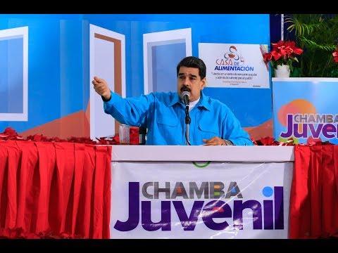 Nicolás Maduro anuncia nuevo bono navideño para el mes de diciembre