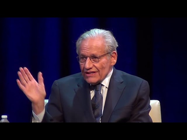 BOB WOODWARD: Trump's Decision Making – It's Not a Team