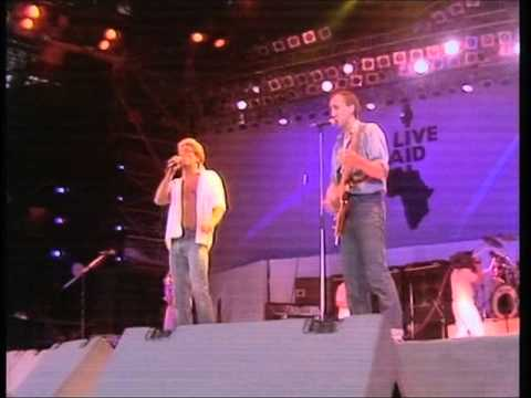 THE WHO Wembley Stadium (Live Aid 1985)