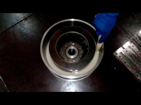 Изготовление полиуретановых роликов