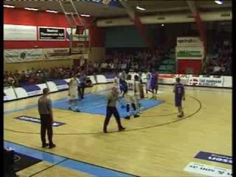 Ferrakohn Hall #14 (Blue Jersey) vs. Naestved (1G Sports)