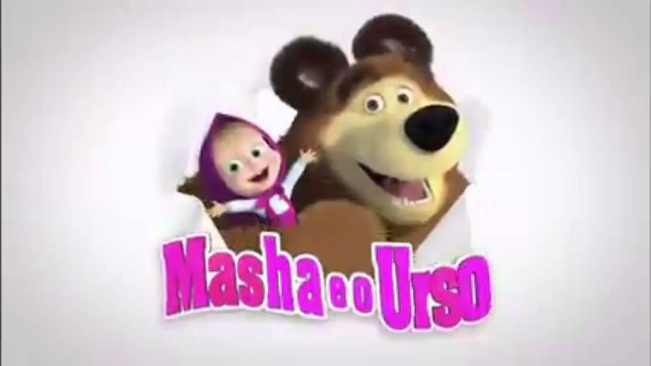 Chamada Desenho Masha E O Urso Estreia No Carrossel Animado Sbt 30 05 2016 Youtube
