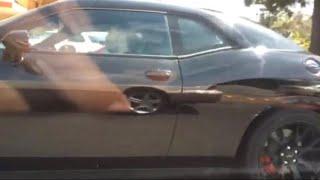 Paul Walker Driving a Hellcat! (Paul Walker is still ALIVE!!) (Seen in CA) (Paul Walker CLONE!?)