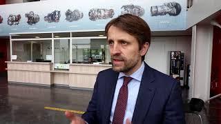 Franck Saudo, président de Safran Helicopters Engines