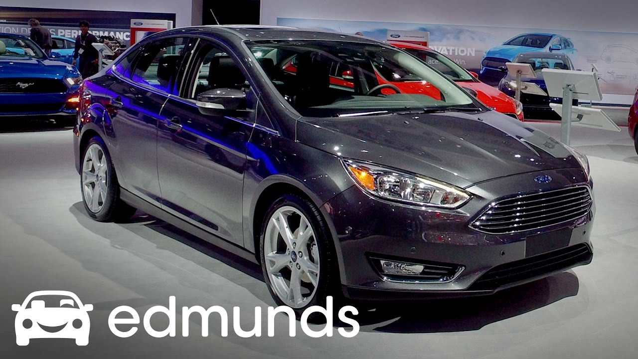 2017 Ford Focus Review Features Rundown Edmunds