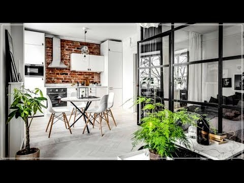 The Sims 4 | Scandinavian New York Studio Apartment | Speed Build | Download links
