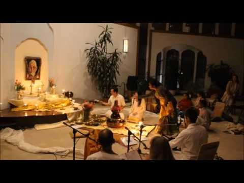 Sri Ramana Jayanti - SAT Temple, Dec 30, 2014