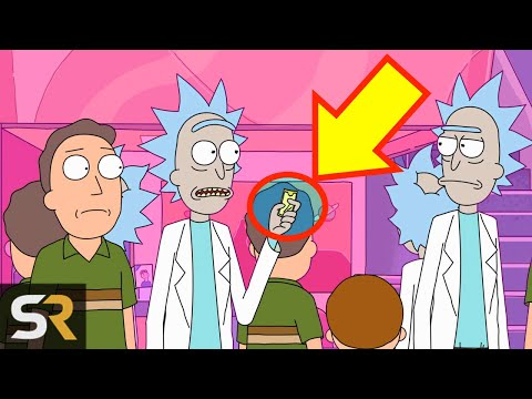 Why Rick And Mortys Ticket Theory Is Actually True