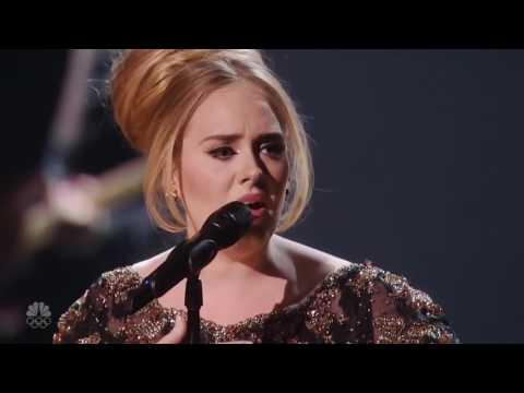 Adele water under the bridge New York   (Official Video) Live