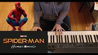Spider-Man Homecoming - Suite - Piano