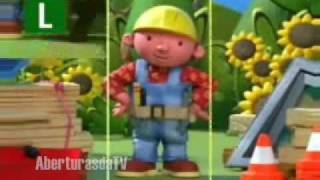Aberturas da TV - Bob, O Construtor [Discovery Kids]