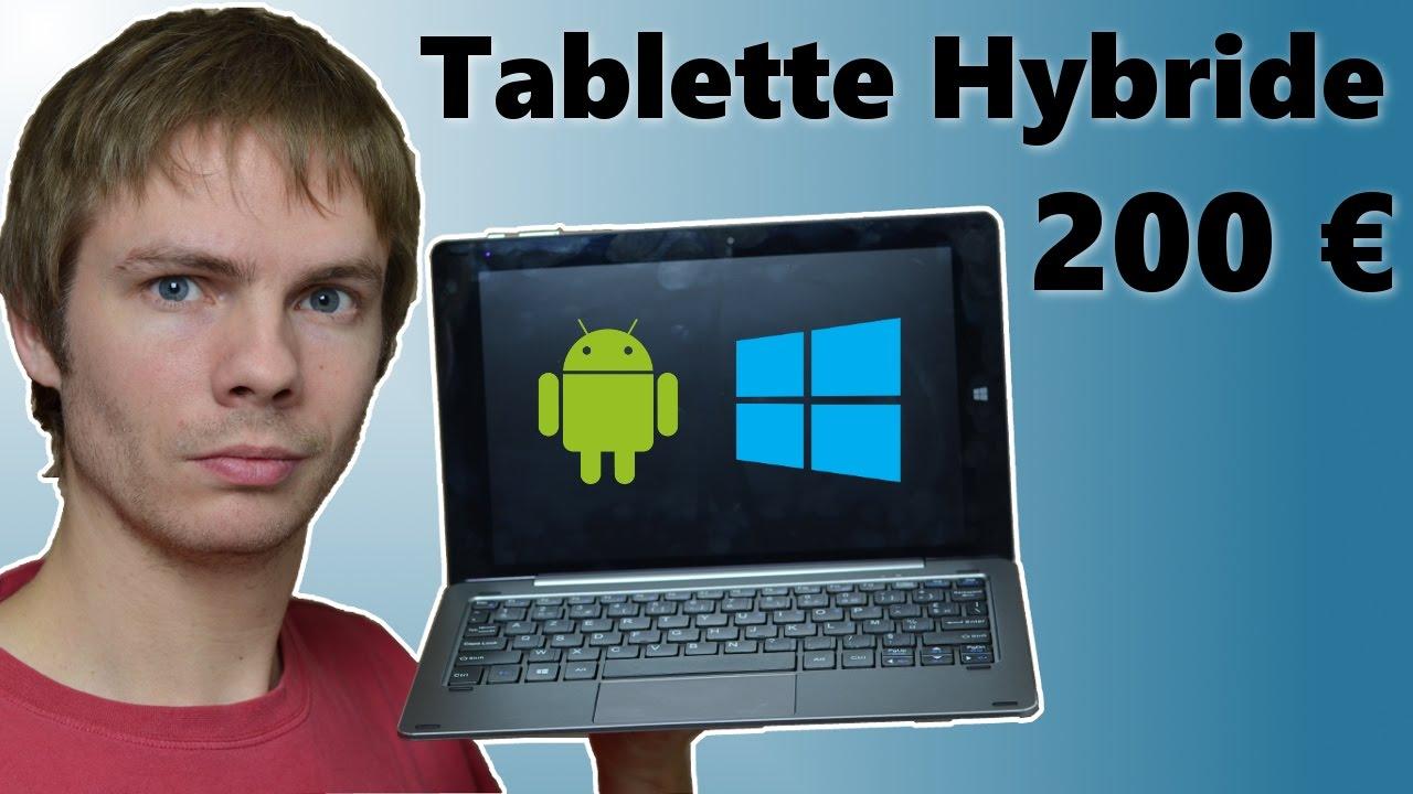 Tablette hybride moins de 200 chuwi hi10 pro doovi - Tablette 10 pouces moins de 200 ...
