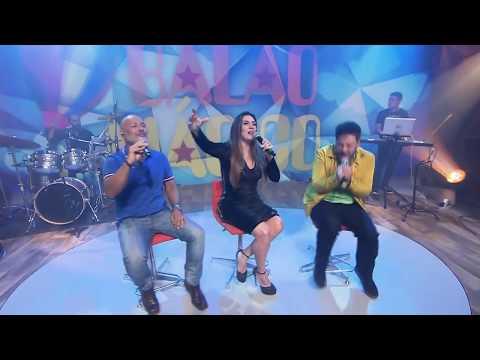 Balão Mágico canta 'Superfantástico' no Fantástico