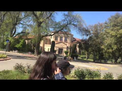UC Davis Campus Tour (Part 1)