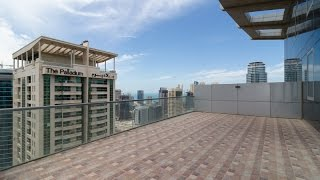 Penthouse in Indigo Tower JLT for rent