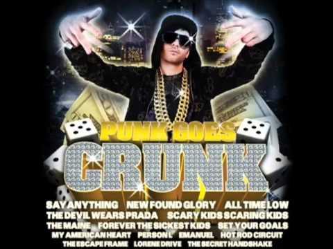 All Time Low-Umbrella (Rihanna) Punk Goes Crunk.